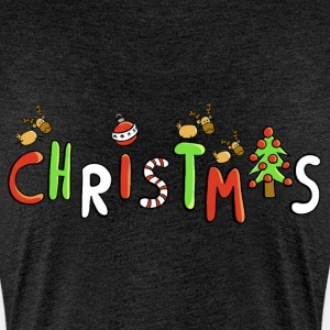 Christmas Font - Gift - Comic - Cartoon