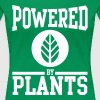 Powered by plants - T-shirt Premium Femme