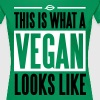 This is what a vegan looks like - Women's Premium T-Shirt