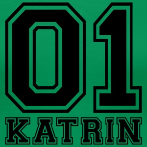 Katrin - Name - Frauen Premium T-Shirt