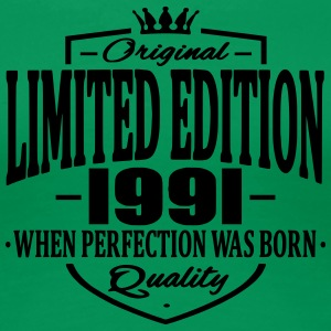 Limited edition 1991 - Dame premium T-shirt