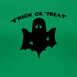 trick or treat Trick or Treat Halloween - Women's Premium T-Shirt