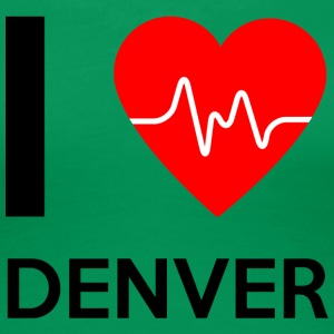 I Love Denver - I love Denver - Women's Premium T-Shirt