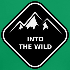 Into the Wild - Frauen Premium T-Shirt
