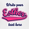 Esther - T-shirt Personalised with your name - Kids' Premium T-Shirt