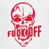 Fuck off insult skull  quote from Shirts - Kids' Premium T-Shirt