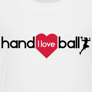 ilovehandball - Premium T-skjorte for barn