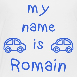 ROMAIN MY NAME IS - T-shirt Premium Enfant
