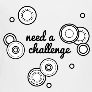 Need a challenge - Kids' Premium T-Shirt