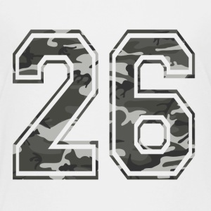 Payer Camouflage Paintball 26 Bundeswehr - T-shirt Premium Enfant