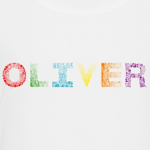 Font Fashion Oliver - T-shirt Premium Enfant