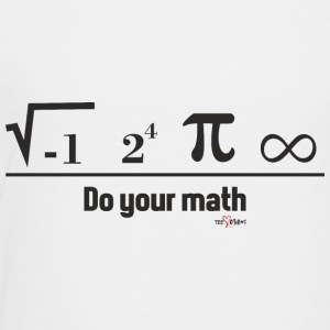 Mathematik - Kinder Premium T-Shirt