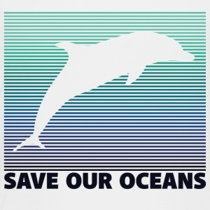 SAVE OUR OCEANS - Kinder Premium T-Shirt