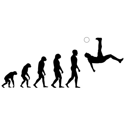 Evolution Football #1 - Bicycle Kick