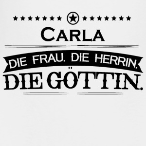 birthday goettin Carla - Kids' Premium T-Shirt