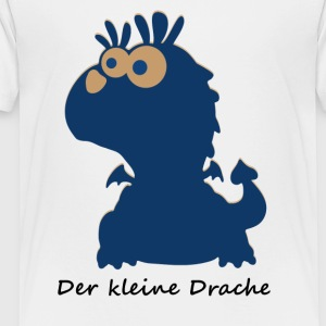 The little dragon - Kids' Premium T-Shirt