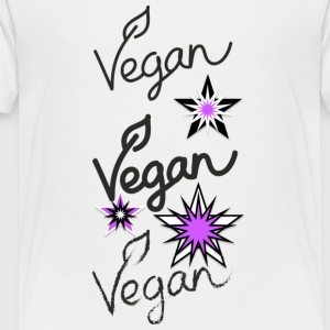 vegan - Premium T-skjorte for barn