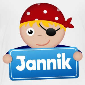 Little Pirate Jannik - Kids' Premium T-Shirt