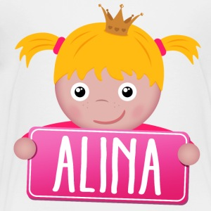 Little Princess Alina - T-shirt Premium Enfant