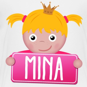 Little Princess Mina - T-shirt Premium Enfant