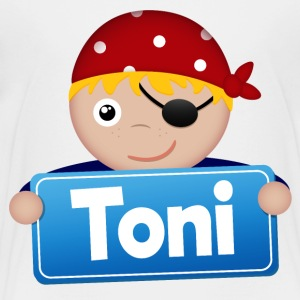 Petit Pirate Toni - T-shirt Premium Enfant