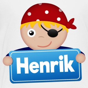 Little pirate Henrik - T-shirt Premium Enfant