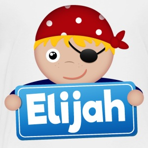 Petit Pirate Elie - T-shirt Premium Enfant