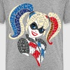 DC Super Hero Girls Harley Quinn Typographie - T-shirt Premium Enfant