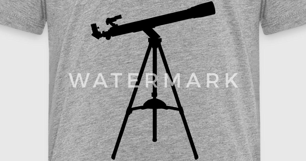 Teleskop von csart spreadshirt
