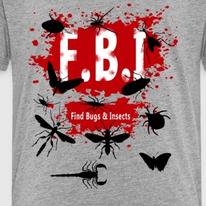 FBI - Premium-T-shirt barn