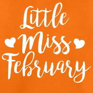 Little miss February - Kids' Premium T-Shirt