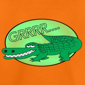 crocodile Alligator - Kids' Premium T-Shirt