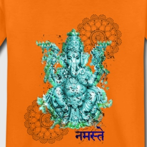 Ganesh for fortune - Kids' Premium T-Shirt
