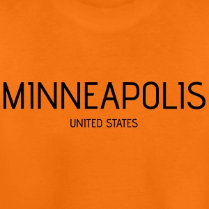 Minneapolis - Camiseta premium niño