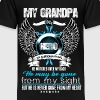 My Grandpa My Hero My Guardian Angel Watches Over - Kids' Premium T-Shirt