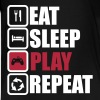 eat sleep play repeat,geek,gamer,gaming,nerd - Kids' Premium T-Shirt