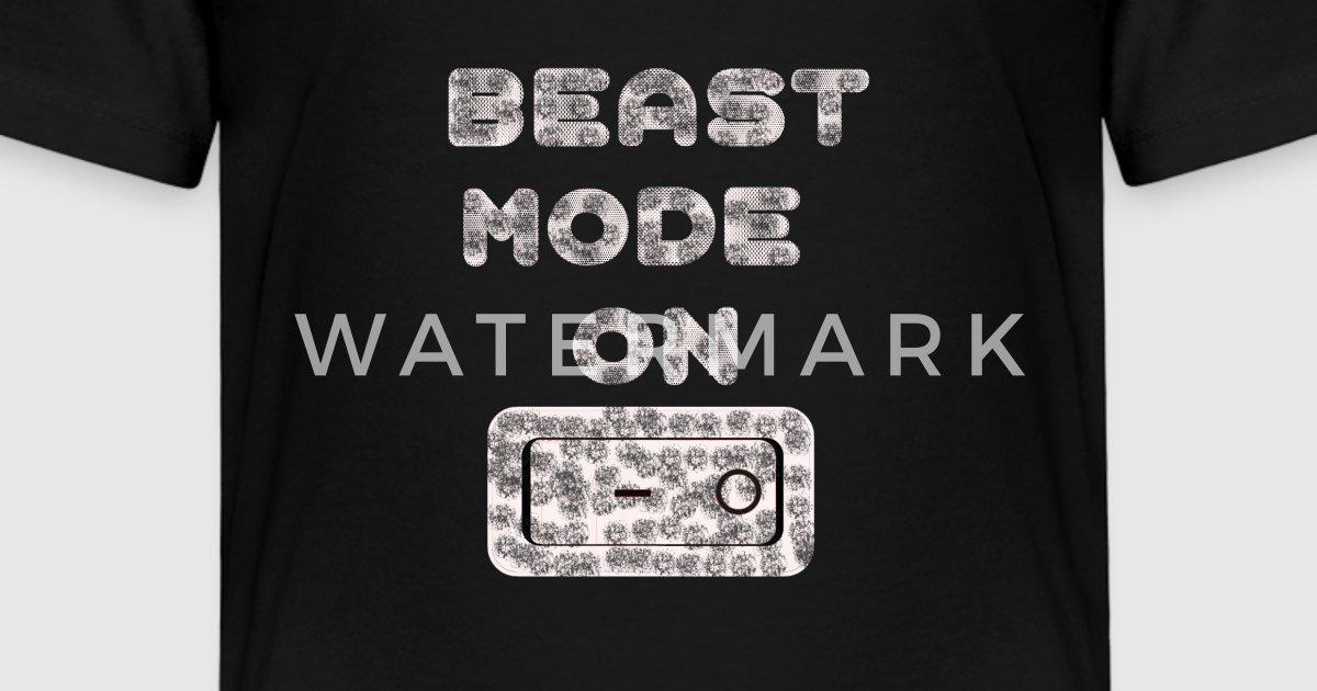 Beast mode sport fitness bodybuilder von | Spreadshirt