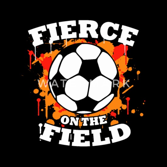 Fussball Design Fussballer Team Geschenk Kinder
