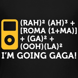 Songs Make Go Gaga! - Kids' Premium T-Shirt