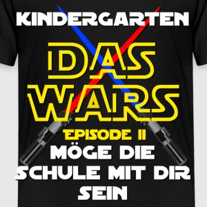 Kindergarten - THE WARS EP. 2 - Kids' Premium T-Shirt