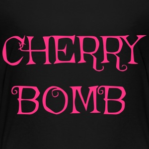 Cherry Bomb - Kinder Premium T-Shirt
