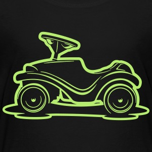 slip car - Kids' Premium T-Shirt
