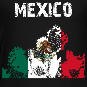 Nation Design Mexico Opuntia - Premium-T-shirt barn
