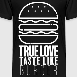 Burger Lover - Kids' Premium T-Shirt