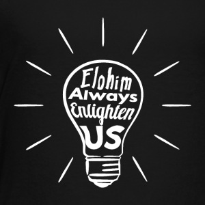 Elohim Enlighten nous - Blanc - T-shirt Premium Enfant