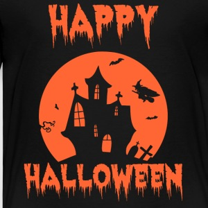 Happy Halloween shirt - Børne premium T-shirt