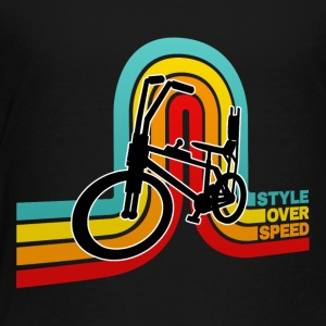 STYEL OVER SPEED - Kinder Premium T-Shirt