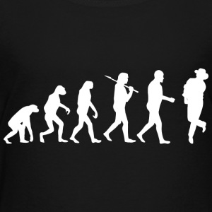 Line Dance Evolution - Kinder Premium T-Shirt