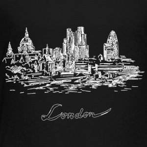 London City - United Kingdom - Kids' Premium T-Shirt