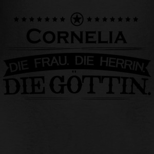 bursdag legende Goettin Cornelia - Premium T-skjorte for barn
